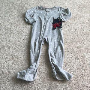 Carter's Polka Dot Pajama 3T